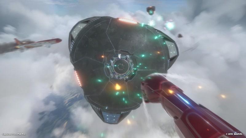 gameplay form iron man vr