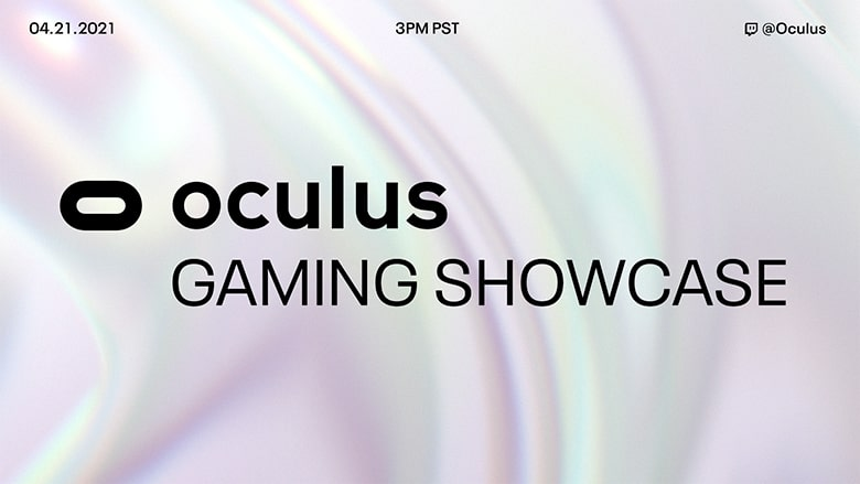 oculus showcase 2021 main picture from oculus